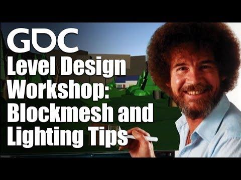 Level Design Workshop: Blockmesh and Lighting Tips