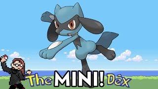 Riolu! The MiniDex #2!