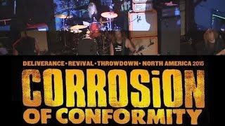 Corrosion Of Conformity - Stone Breaker (live 12-10-2015)
