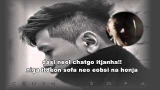 Video Crush (크러쉬) sofa (소파) KARAOKE download MP3, 3GP, MP4, WEBM, AVI, FLV Maret 2018