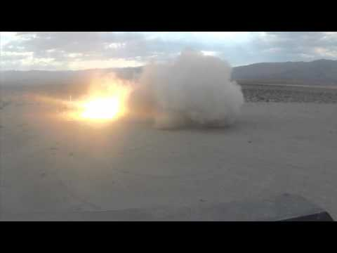 Mishaal Aerospace M-SV Static Test
