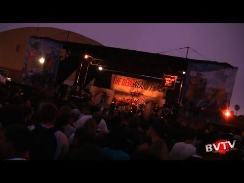 "The Devil Wears Prada - ""Born To Lose"" Live in HD! at Warped Tour 2011"