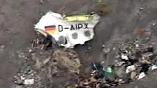 Crash du vol Germanwings, Crash de l'A320