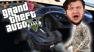 GTA 5 PC Online Funny Moments - BLENDER DERBY! (Custom Games)