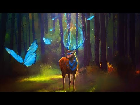 Enchanted Forest Music (528Hz) : Brings Positive Transformation | Mystical Forest Sounds