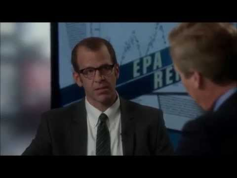 The Newsroom  Environmentalist Toby Predicts Apocalypse