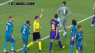 תקציר ריאל מדריד נגד ברצלונה 3-1