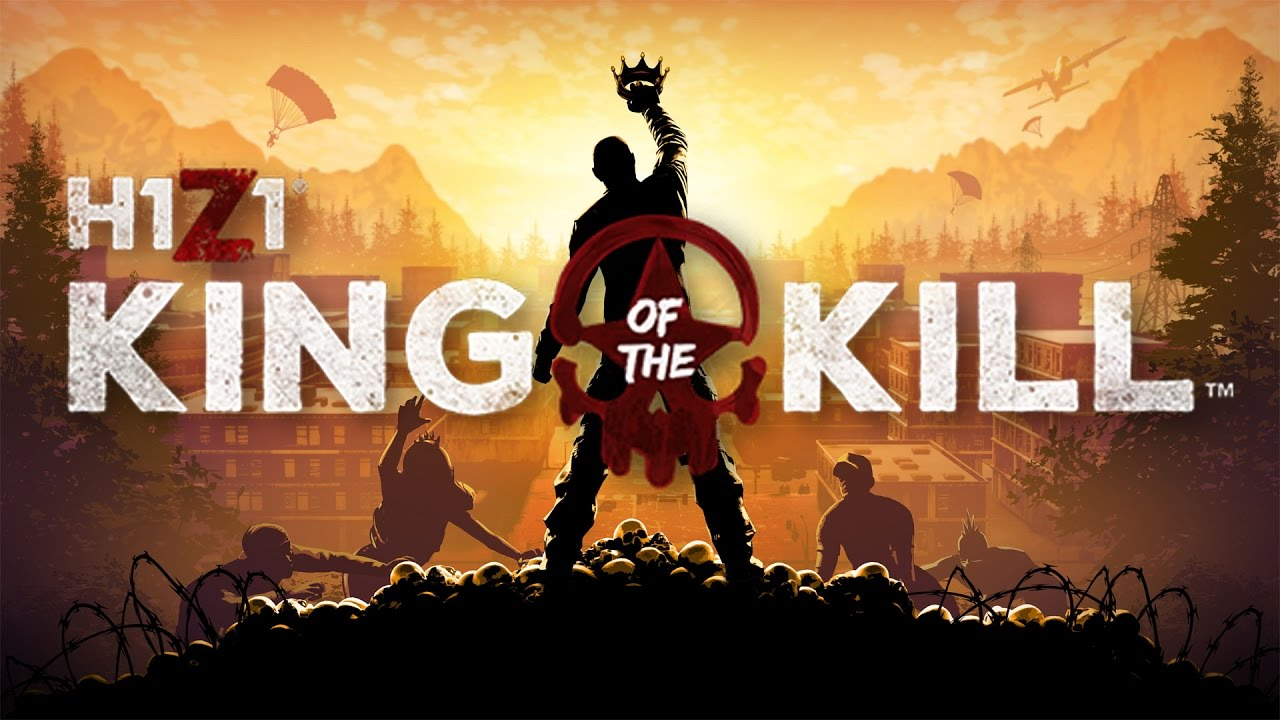 Live Stream Shooting Wallpaper: H1Z1: King Of The Kill