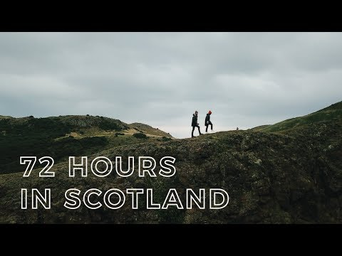 72 Hours in Scotland | VLOG 005