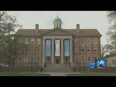 Massive cheating scandal at UNC involved 3,100 students