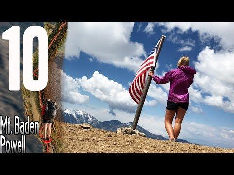 Episode 10: Hiker TV on Mt. Baden Powell (PCT 2017)