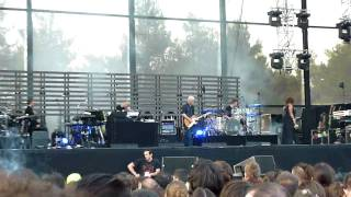 Safe From Harm - Massive Attack - Live from Rockwave 2010 , Day 3 , Athens ,Greece