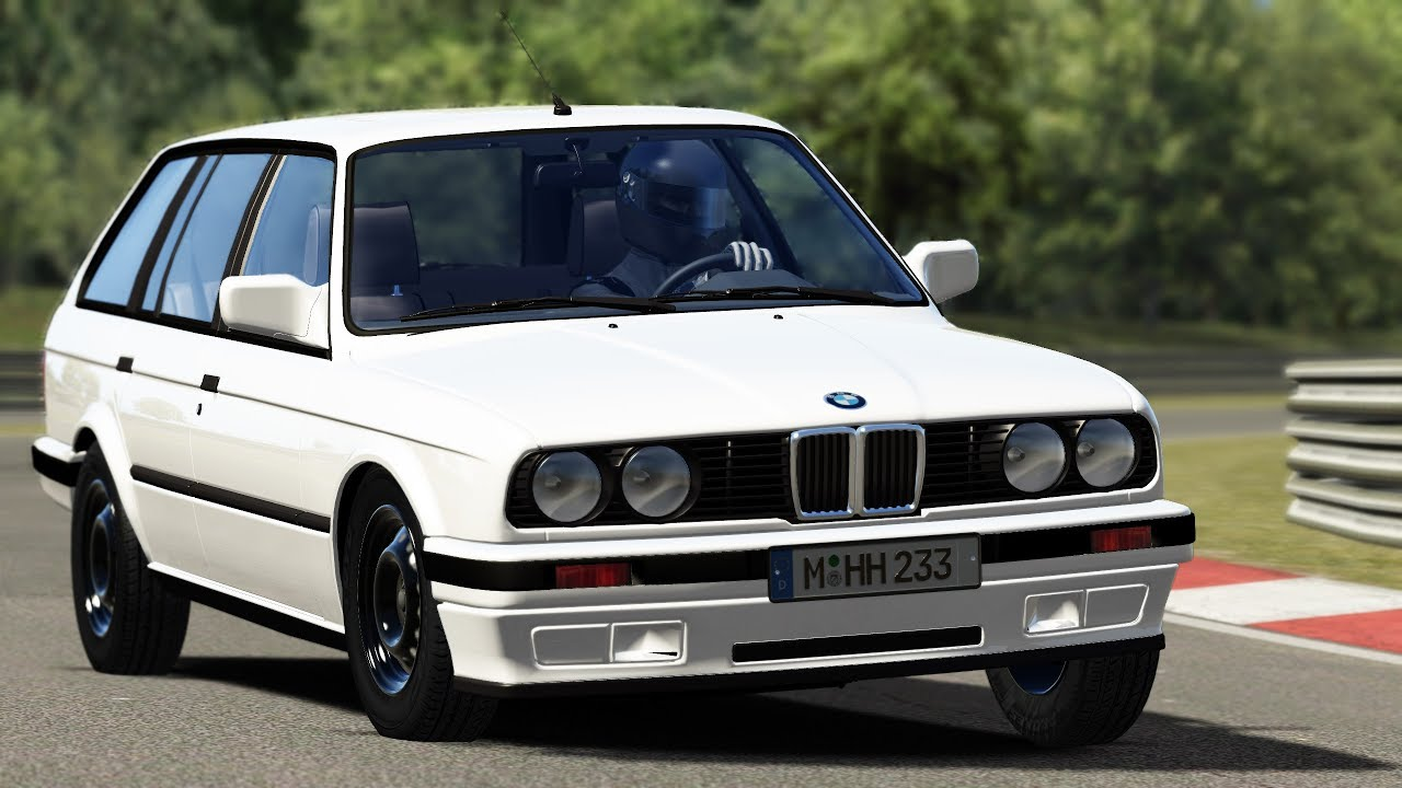 hight resolution of bmw 325i e30 touring 87 bilster berg assetto corsa car mod download