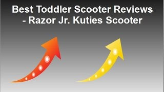 Best Toddler Scooter Reviews - Razor Jr. Kuties Unicorn Scooter