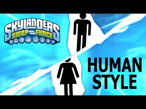 Skylanders: Human Swap Force?