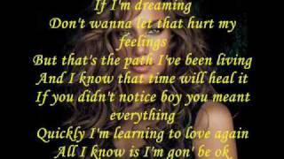 Leona Lewis - Better In Time - Instrumental/ Videoke with lyrics