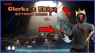 Gierka z Ekipą - Rady Szymona !!  :) - Fortnite Battle Royale