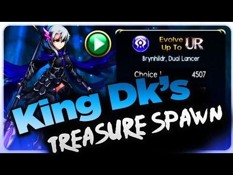 [Unison League] King Dk's 1150 spawn