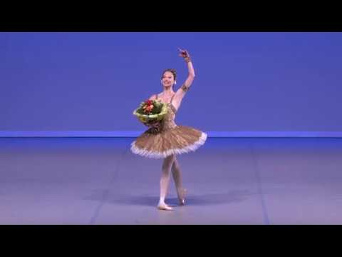 Interlude 2019 - Part I - Hannah O'Neill, Hungarian variation from Raymonda