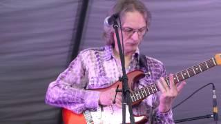 Sonny Landreth - Back to Bayou Teche - 5/24/14 Westsylvania Jazz & Blues Fest - Indiana, PA