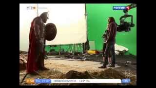 фильм Богатырь репортаж на канале Россия 1
