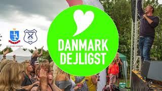 Danmark Dejligst 2018