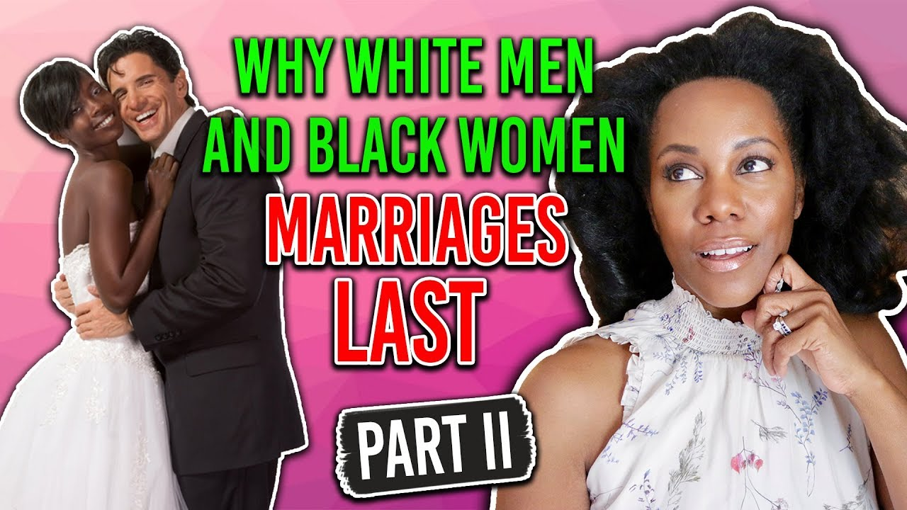 What White Men are Saying About Dating & Marrying Black Women | Interracial Couples