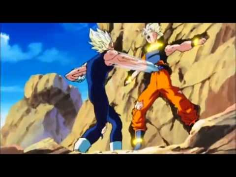 Drowning Pool - Told you so DBZ AMV