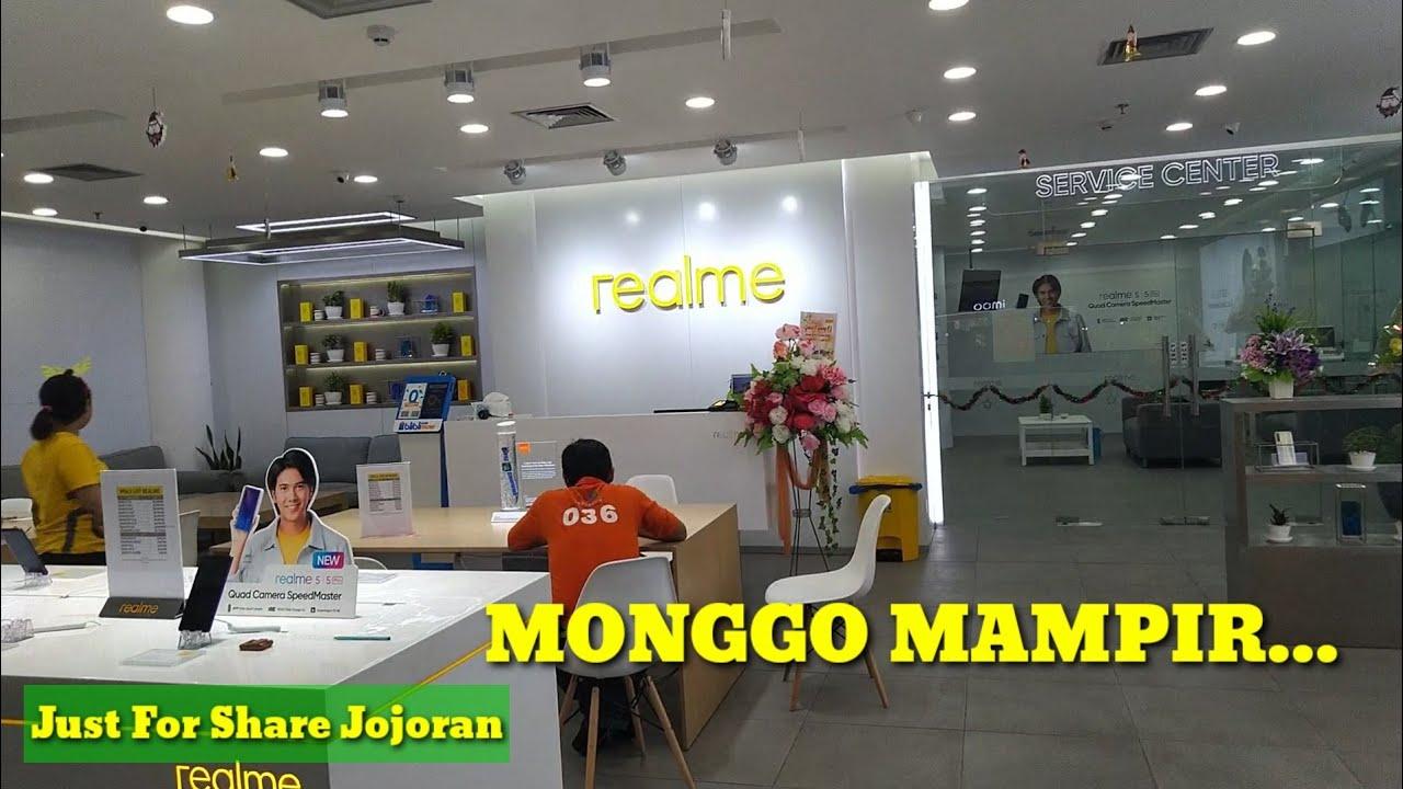 Service Center Dan Store Realme Di Surabaya Youtube