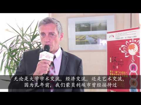 Interview de M. Philippe SAUREL, maire de Montpellier