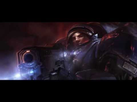 Starcraft 2 Film Wings of Liberty HD