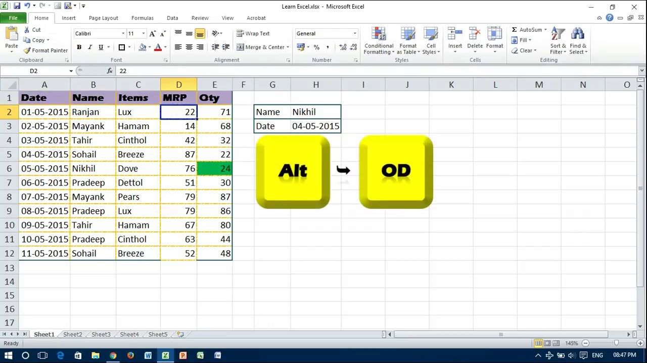 Excel Conditional Formatting Based On Another Cell