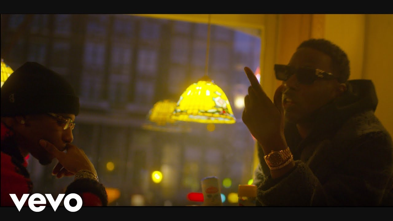 Young Dolph, Key Glock - 1 Hell of a Life (Official Video)\