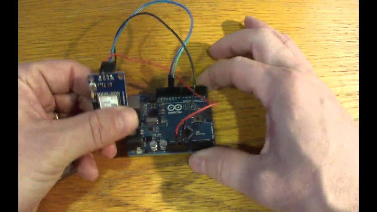 Adafruit IRKey with Remote IR Remote to Keyboard
