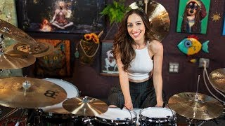 Video PARAMORE - DECODE - DRUM COVER BY MEYTAL COHEN download MP3, 3GP, MP4, WEBM, AVI, FLV September 2018