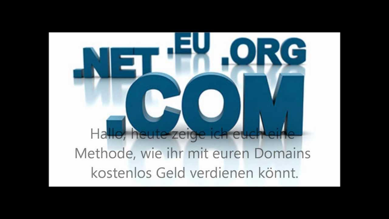geld mit domains verdienen