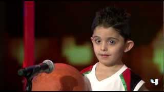 Download #ArabsGotTalent - S2 - Ep3 - احمد العديلات Mp3 and Videos