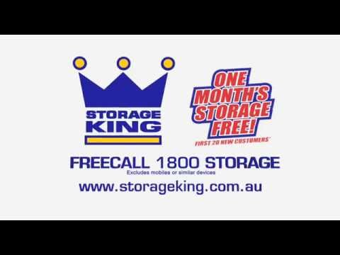 Spring Clean : Storage King Perth and Adelaide