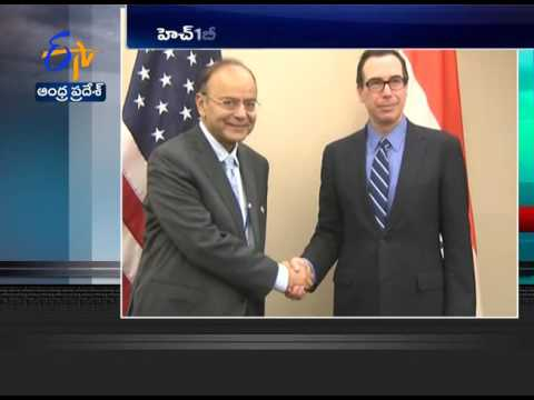 Finance Minister Arun Jaitley Raises H-1B Visa Issue With US Authorities