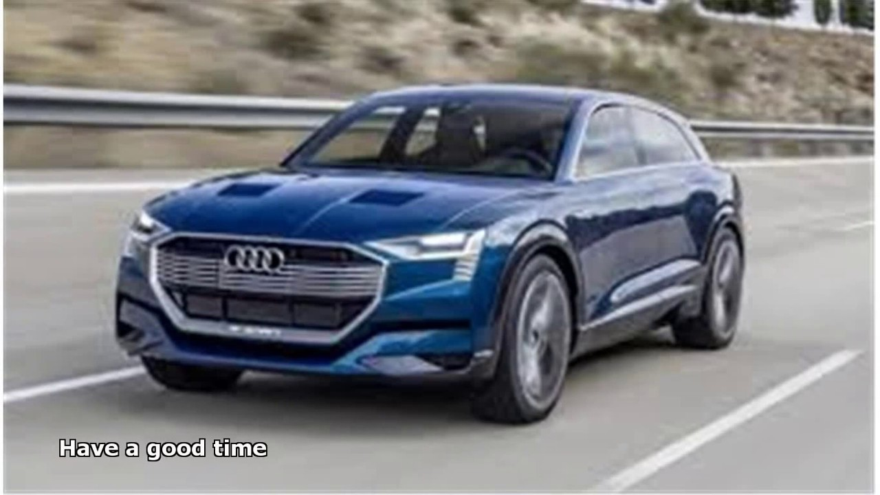Superieur Audi Electric Car