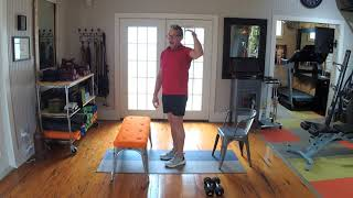 30 Minute Home Strength Workout #1