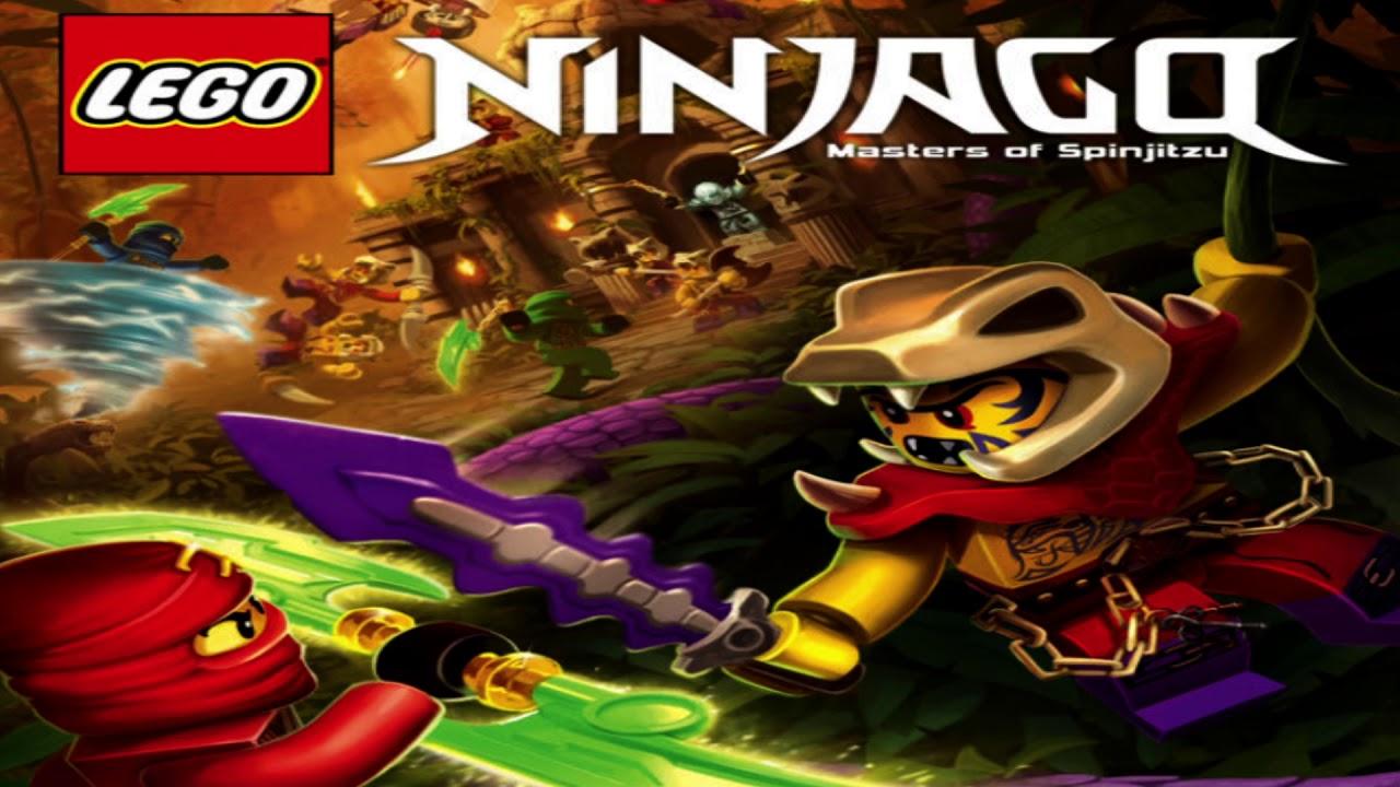 Ninjago 4