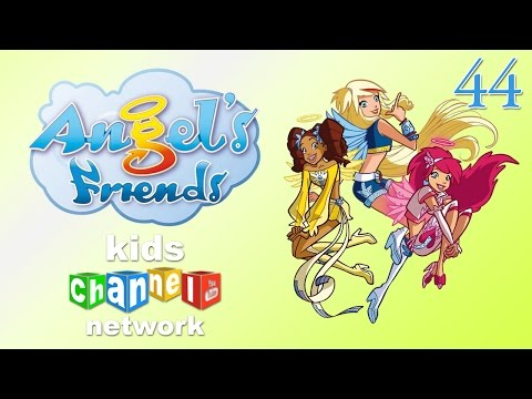 Angel's Friends I - Episode 44 - Animated Series | Kids Channel Network