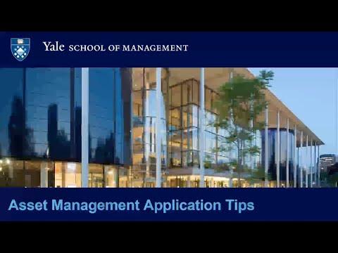 Asset Management Application Tips