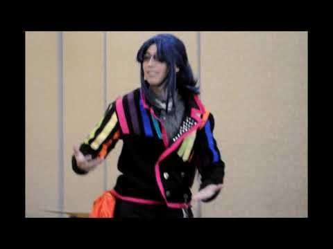 2018 Radiant Northwest - Day 2 - Video 1 - Cosplay Posing Presented by Aydan Fullbuster