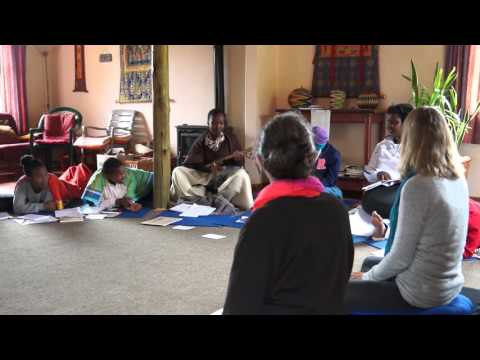 Insight Yoga Outreach Project - Young Women Awake - South Africa 2015