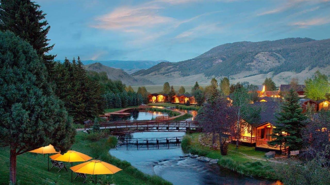 Top 10 Best Jackson Hole Hotels, Wyoming, Usa - YouTube