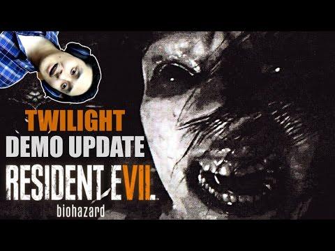 RESIDENT EVIL 7 Twilight Demo Update...