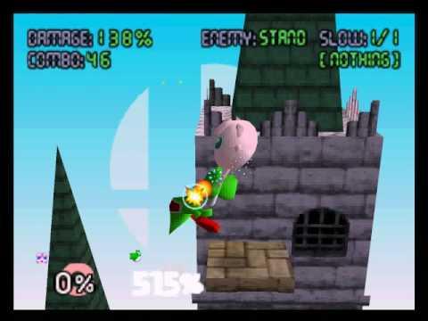 999% Jigglypuff combo video
