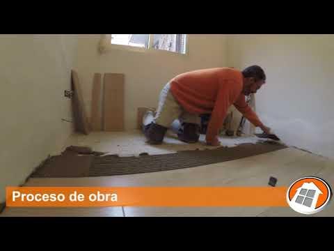 Instalaci n de suelo radiante youtube - Instalacion suelo radiante ...